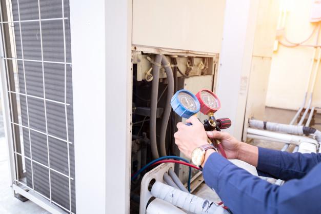 Kiểm tra định kỳ ga máy lạnh