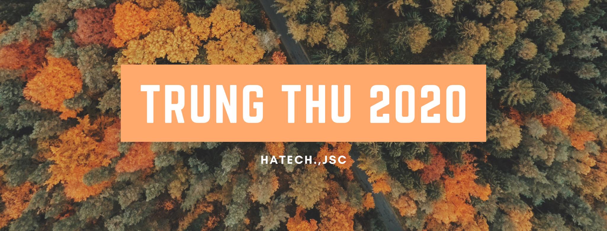 Hatech cùng Trung Thu 2020