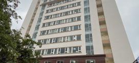 Mùa xuân trên những công trình – Trung tâm Ung bướu_ bệnh viện E Hà Nội